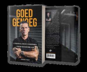 Boek Goed genoeg van Johan Toet