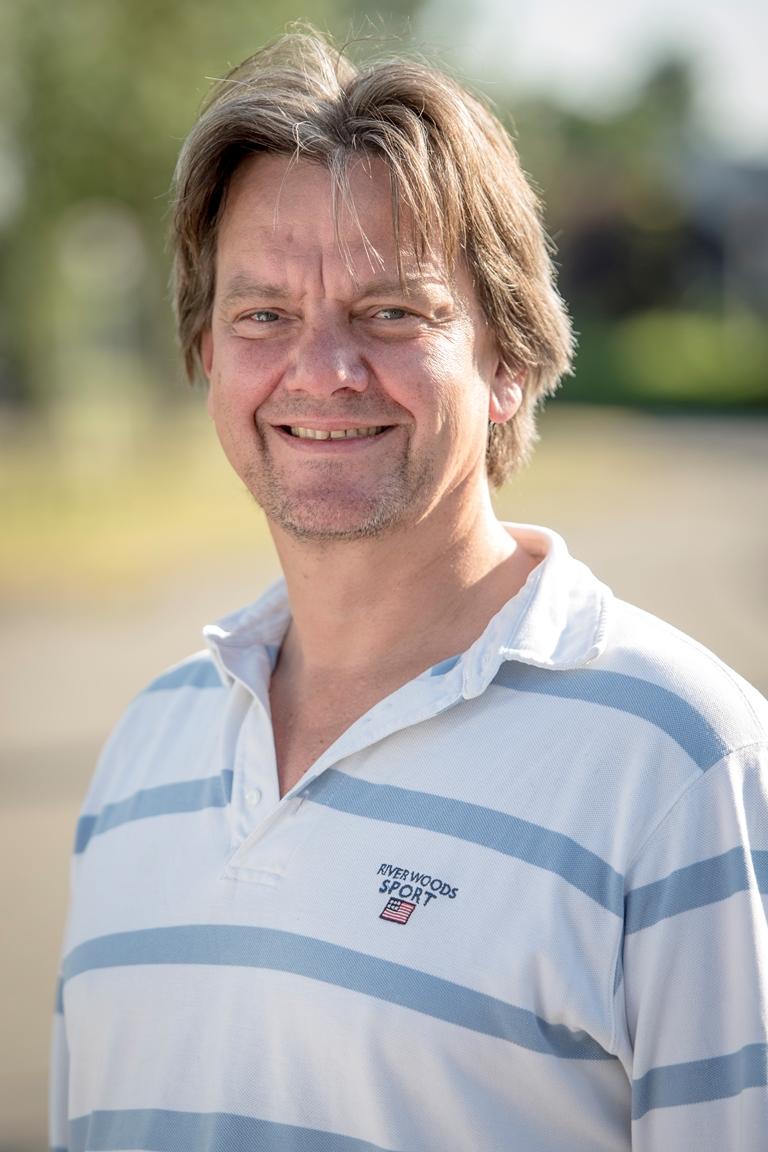 Gertjan Kamerik - Secretaris