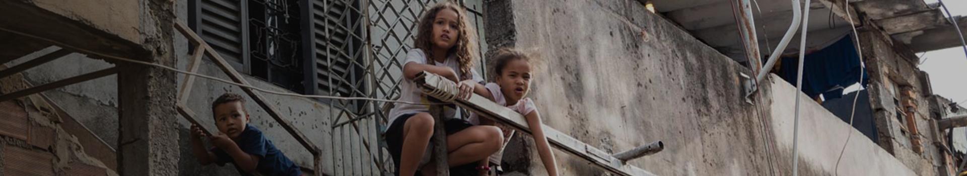 Banner: Missietrips naar de favela's van Brazilië