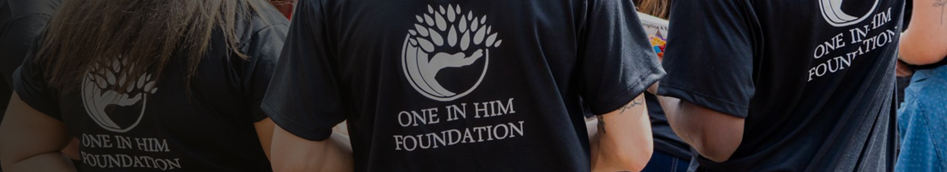 Het One In Him Foundation Team